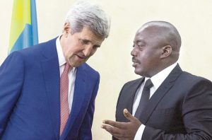 John Kerry's Visit to DRC: Hanging the Electoral Process between the Devil and Deep Blue Sea