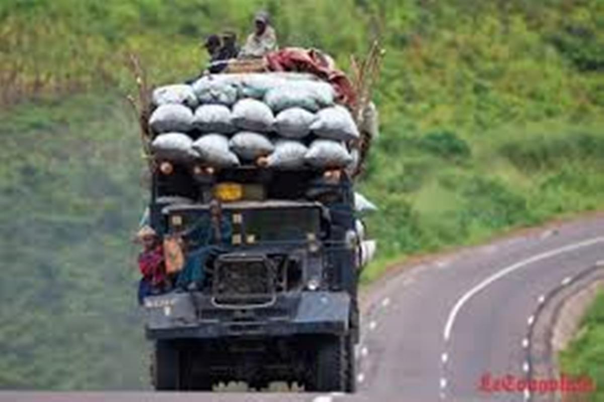 Truck Model in DRC