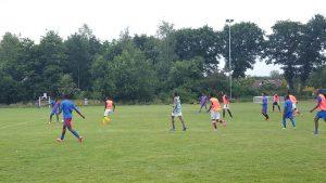 Euro2016 Hors de la Rivalité Communautaire: Tanganyika FC contre Ubuntu FC