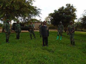 Le Lieutenant Général Sikatenda, 'Entité Babembe' & Détérioration du Climat Socio-S�?