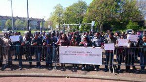 Security Paradox of Banyamulenge Community: Netherlands Government versus Ubuntu  Organization
