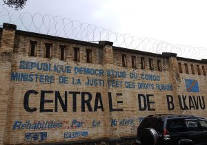 Tentative d'Evasion à la Prison Centrale de Bukavu/Sud-Kivu?