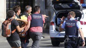Attentat Terroriste à Barcelone/Espagne