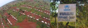 Nyarugusu Refugee Camp on the path of Gatumba ?