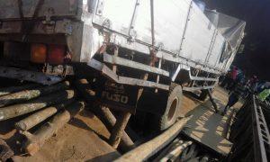 Pont de la Rivière Ulindi Écroulé: Tamiseur Traditionnel pour Atterrir à Mwenga-Kamituga?