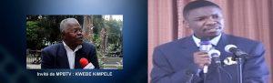 Kwebe Kimpele: Collabos & Nouveau Porte-parole de la Majorité Présidentielle/PPRD?