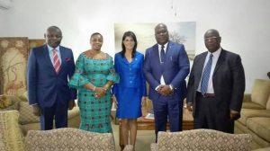 Nikki Haley: Réalisme autour du Processus Electoral en RDC?