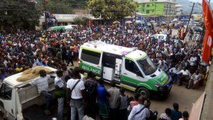 Luc Mulimbalimba au Secours de la Population d'Uvira: Une Ambulance Médicalisée