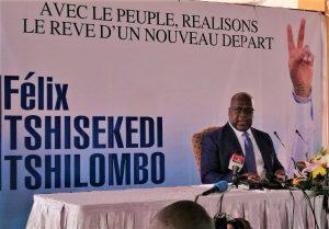 Felix Tshisekedi Tshilombo: Projet de Socièté, Discours d'Investiture ou Programme politique 'Pro