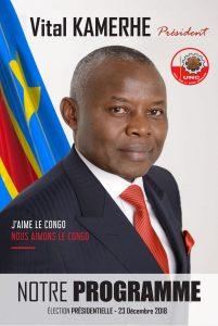 UNC & l'Ambitieux Vital Kamerhe : Leadership Responsable, Visionnaire, et Rassembleur au mod�