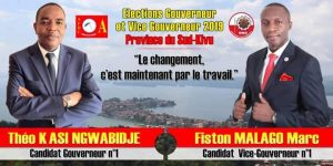 Fiston Malago: Tribal, Natif d'Uvira ou Vice-Gouverneur de la Province ?