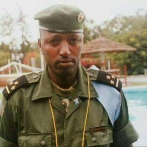 In memory of Colonel Richard Mwungura Bugumba: Five Years now You Suddenly Passed Away By Bineza